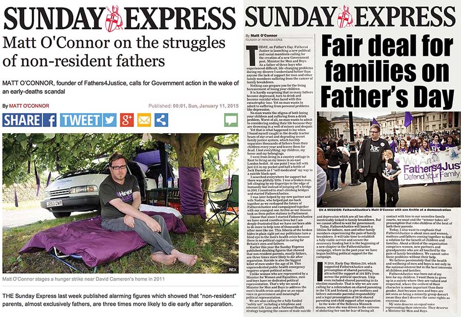 SUNDAY EXPRESS ARTICLES