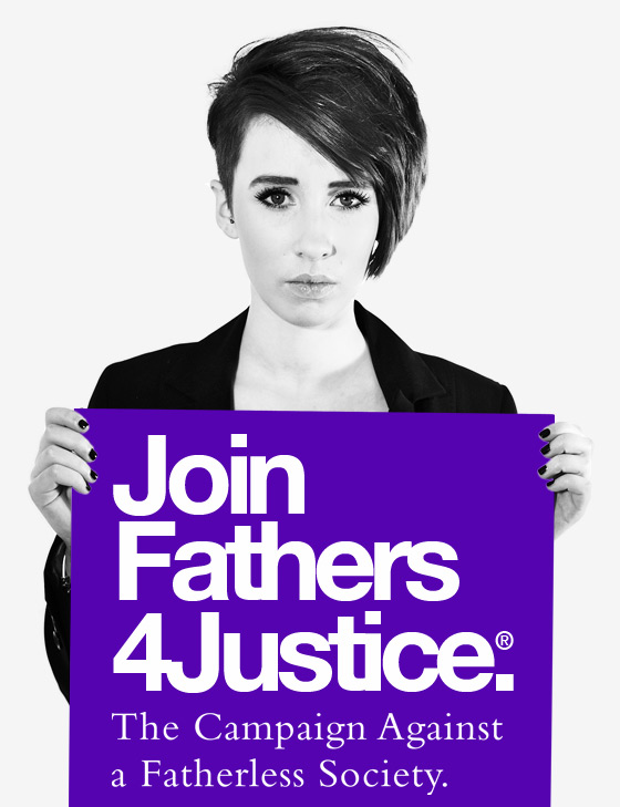 We Are Fathers4Justice – The Official Campaign Organisation
