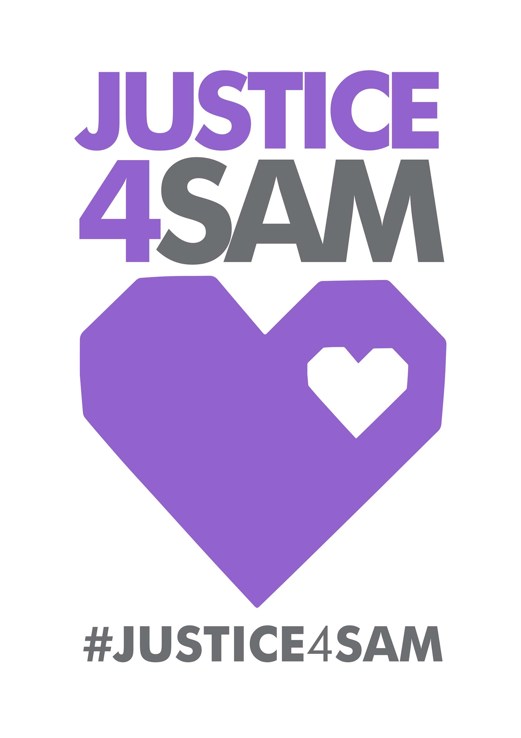 JUSTICE4SAM LOGO