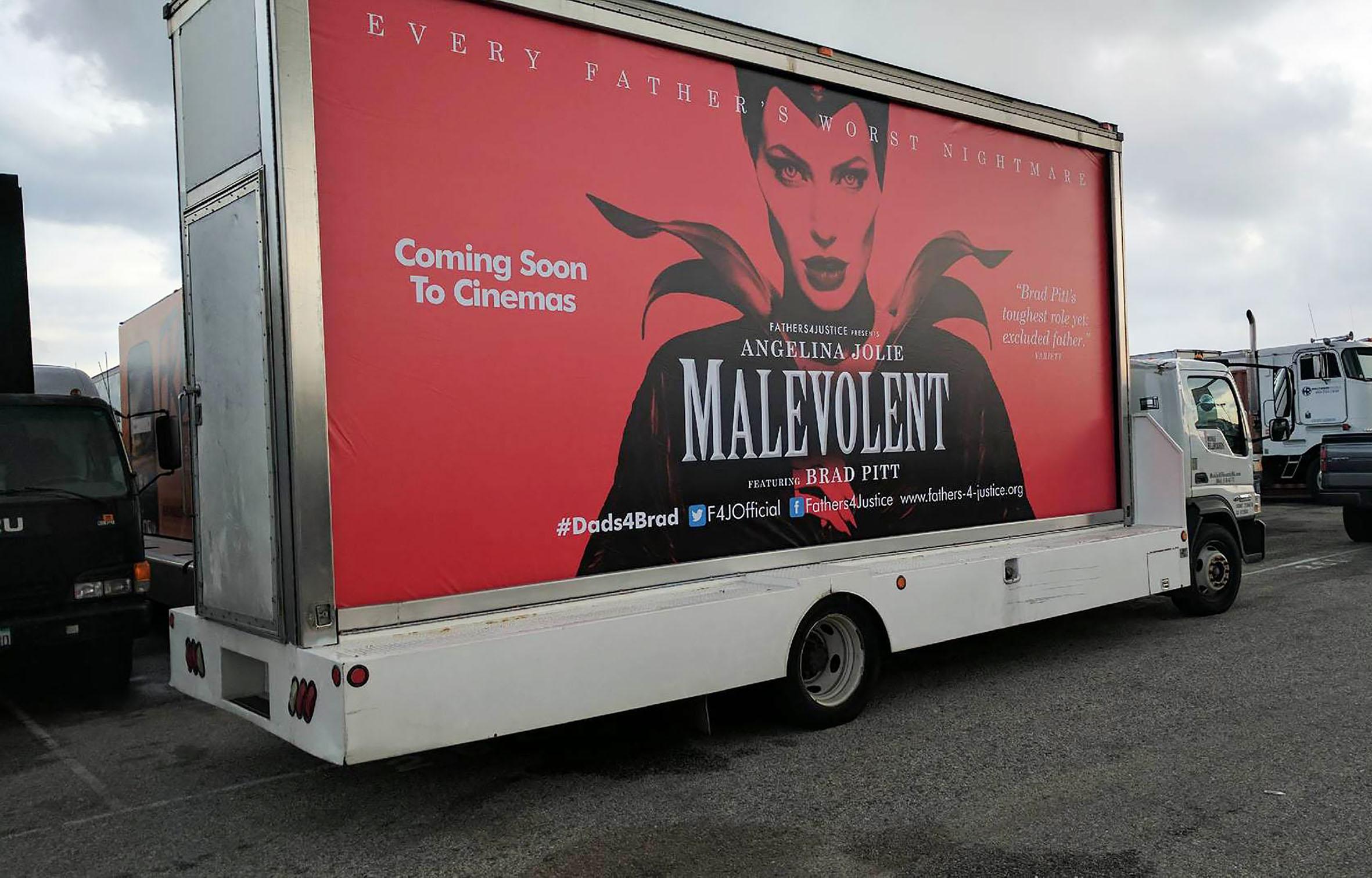 MALEVOLENT BILLBOARD 1